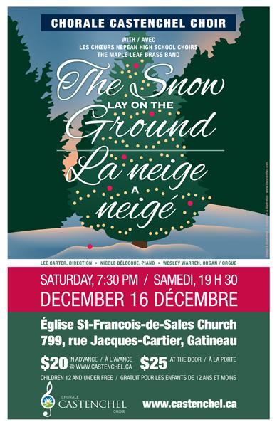 Castenchel.Christmas.Poster